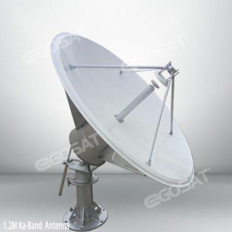 EGOSAT 1.2m Ka band antenna