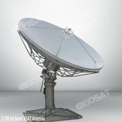 EGOSAT 3.7 meter ka band vsat antenna