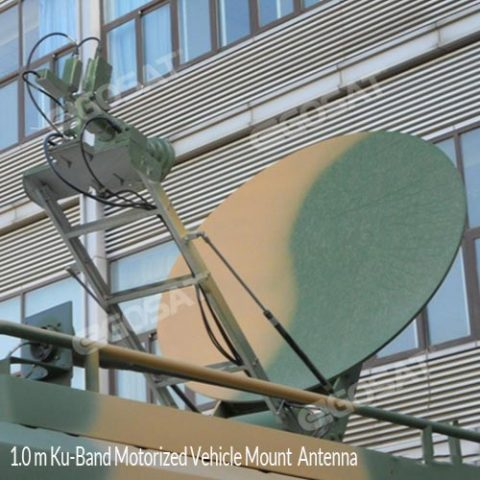 EGOSAT 1.0m SNG Antenna
