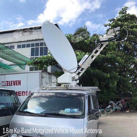 EGOSAT 1.2m SNG Antenna
